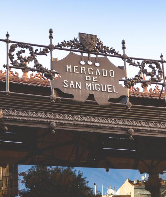 Mercado San Miguel Mercado - San miguel car show 2018