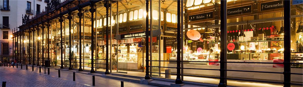 Mercado San Miguel Mercado